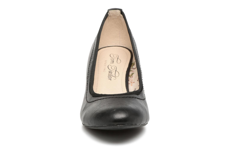 Høje hæle Tom Tailor Tali Sort se skoene på