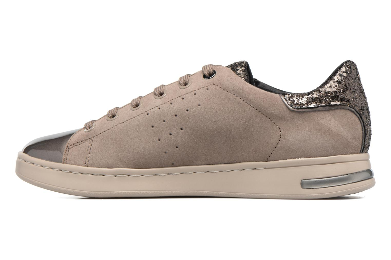 Sneakers Geox D JAYSEN A D621BA Bruin voorkant