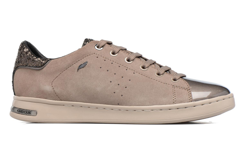 Sneakers Geox D JAYSEN A D621BA Bruin achterkant