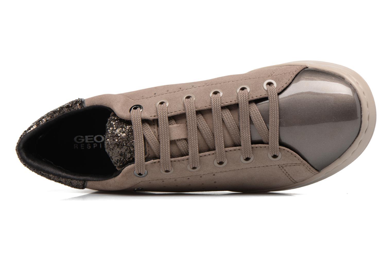 Sneakers Geox D JAYSEN A D621BA Bruin links