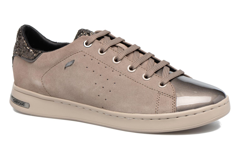Sneakers Geox D JAYSEN A D621BA Bruin detail