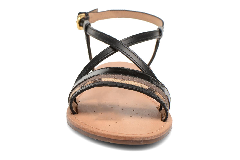 Sandales et nu-pieds Geox D SOZY O D622CO Multicolore vue portées chaussures
