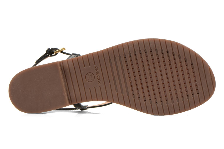 Sandales et nu-pieds Geox D SOZY O D622CO Multicolore vue haut