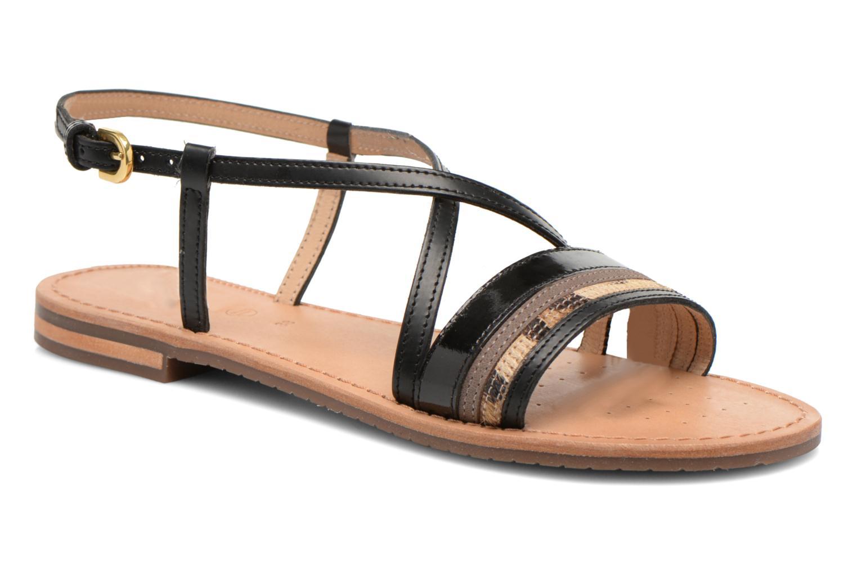 Sandales et nu-pieds Geox D SOZY O D622CO Multicolore vue détail/paire