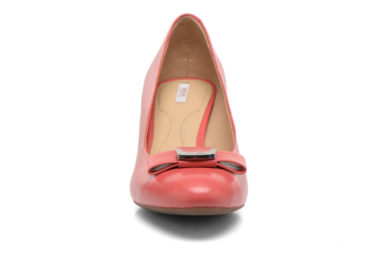 Escarpins Geox D MARIELE MID A D54T7A Rose vue portées chaussures