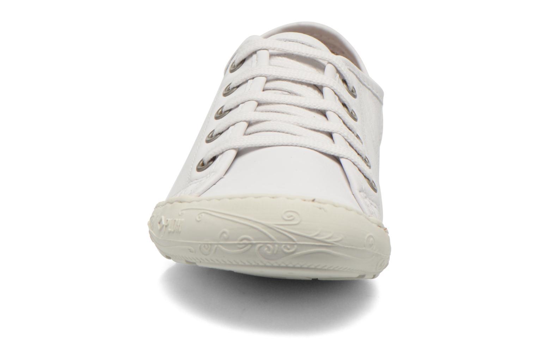 Baskets P-L-D-M By Palladium Game Vac Blanc vue portées chaussures