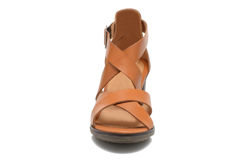 Sandales et nu-pieds P-L-D-M By Palladium Getty Frl Marron vue portées chaussures
