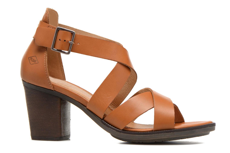 Sandales et nu-pieds P-L-D-M By Palladium Getty Frl Marron vue derrière
