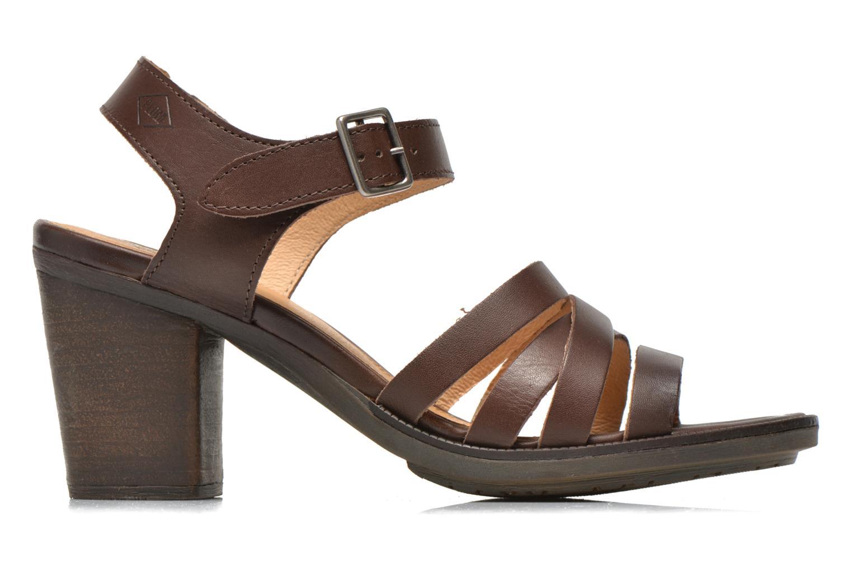 Sandales et nu-pieds P-L-D-M By Palladium Gaya Frl Marron vue derrière