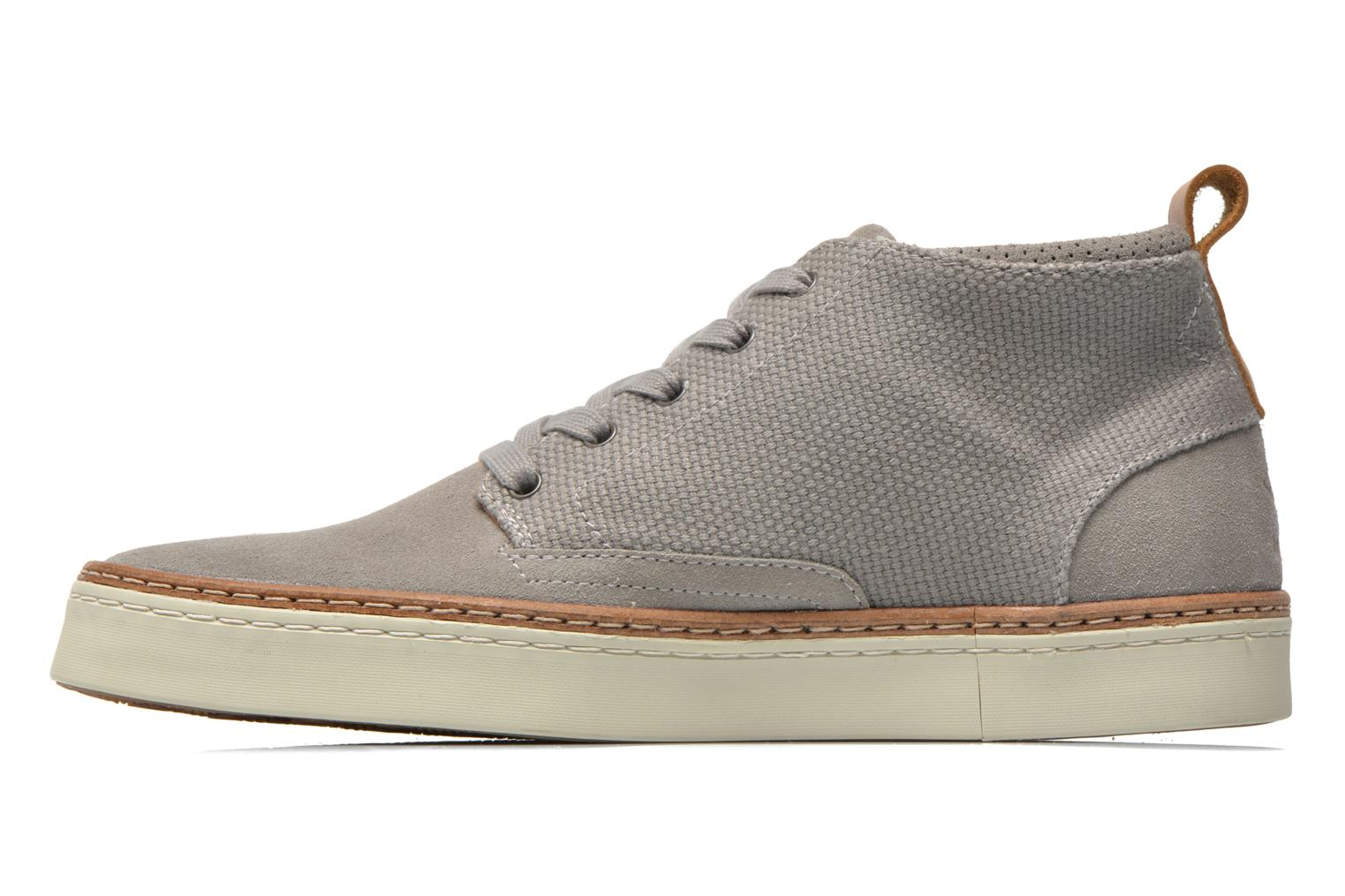 Chaussures à lacets P-L-D-M By Palladium Fastness Mix Gris vue face