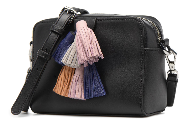 Handtaschen Rebecca Minkoff Mini Sofia Crossbody schwarz schuhe getragen