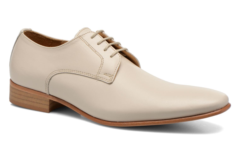 Le Formier Greenfield (Beige) - Chaussures à lacets chez Sarenza (253880)