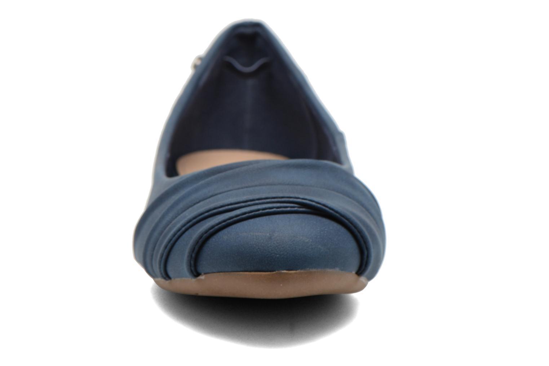 Ballerines Refresh Sandy 61732 Bleu vue portées chaussures