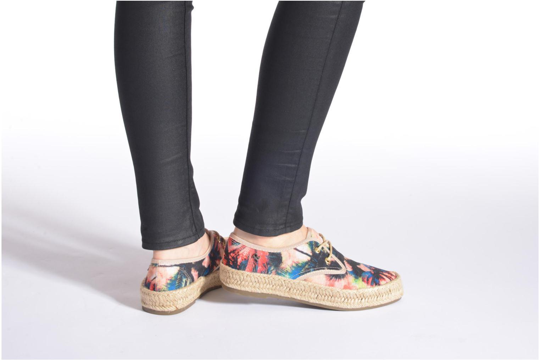 Chaussures à lacets Refresh Petale 62086 Multicolore vue bas / vue portée sac