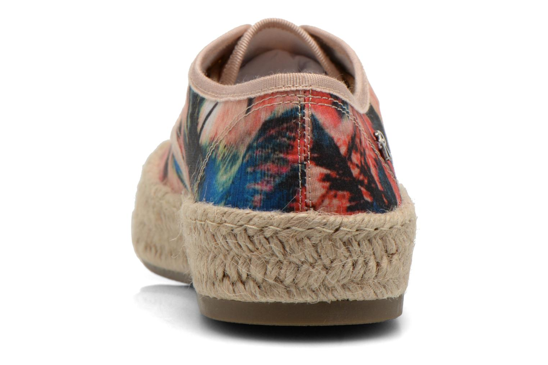 Chaussures à lacets Refresh Petale 62086 Multicolore vue droite