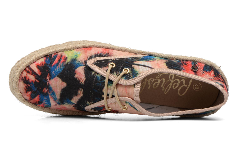 Chaussures à lacets Refresh Petale 62086 Multicolore vue gauche