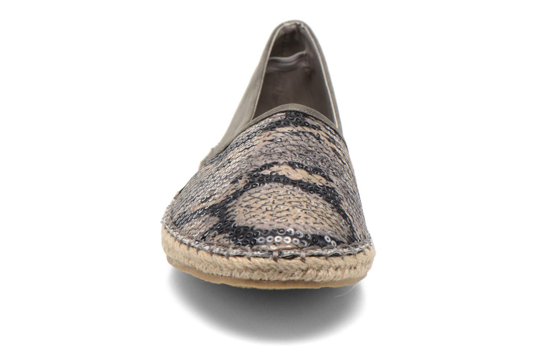 Espadrilles Refresh Soleil 62050 Gris vue portées chaussures