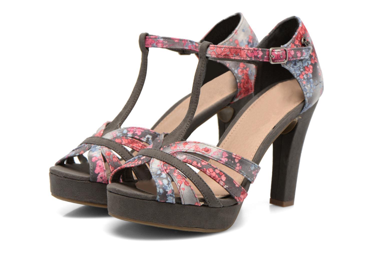 Sandales et nu-pieds Refresh Princesse 61769 Gris vue 3/4