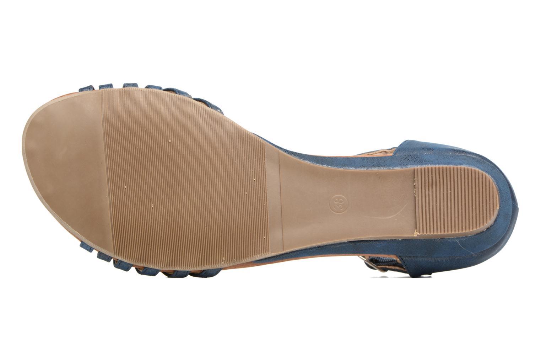 Sandali e scarpe aperte Refresh Casey 61767 Azzurro immagine dall'alto
