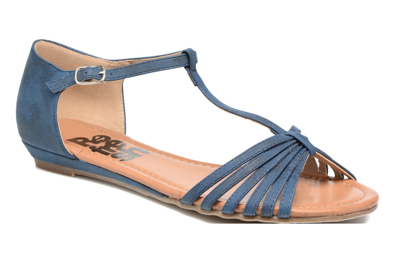 Marques Chaussure femme Refresh femme Casey 61767 Plumb Metallic