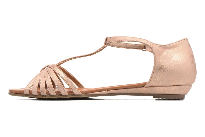 Sandales et nu-pieds Refresh Casey 61767 Rose vue face