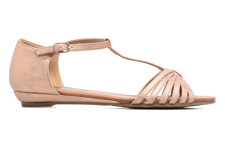 Sandales et nu-pieds Refresh Casey 61767 Rose vue derrière