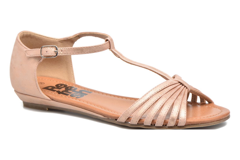 Sandales et nu-pieds Refresh Casey 61767 Rose vue détail/paire