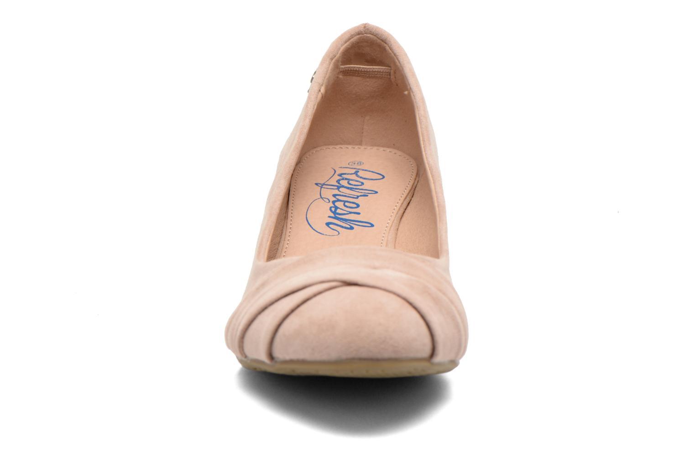 Escarpins Refresh Paradis 61762 Beige vue portées chaussures