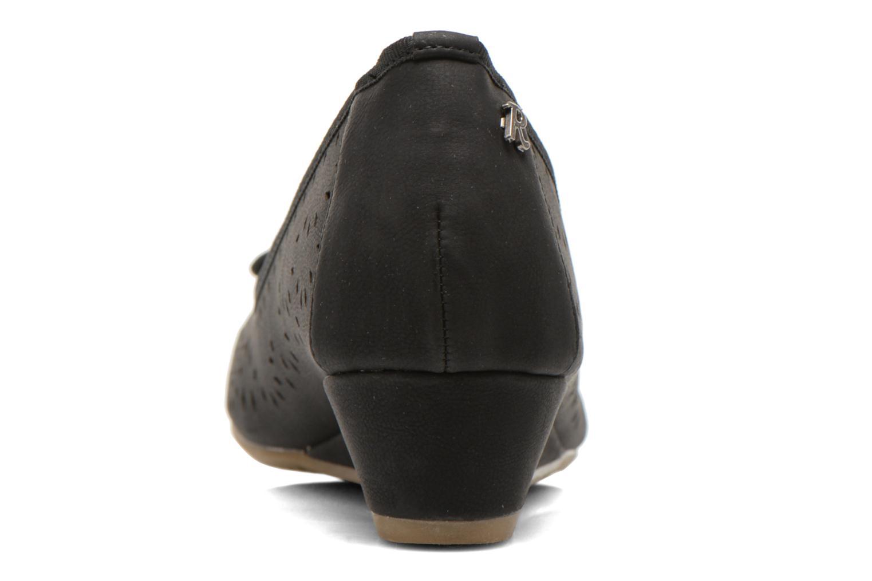 Zapatos de tacón Refresh Lumos 61726 Negro vista lateral derecha