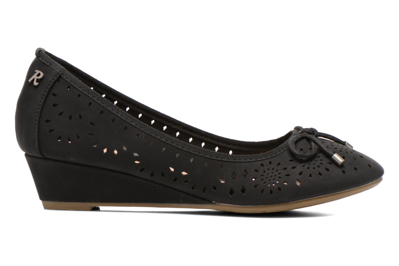 Zapatos de tacón Refresh Lumos 61726 Negro vistra trasera
