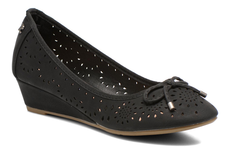 Zapatos de tacón Refresh Lumos 61726 Negro vista de detalle / par