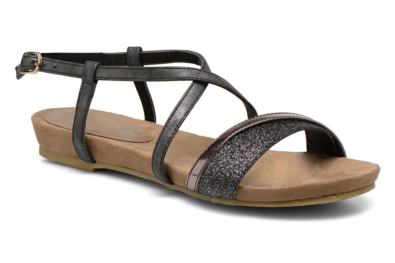 Marques Chaussure femme Refresh femme Transat 62015 Silver metallic