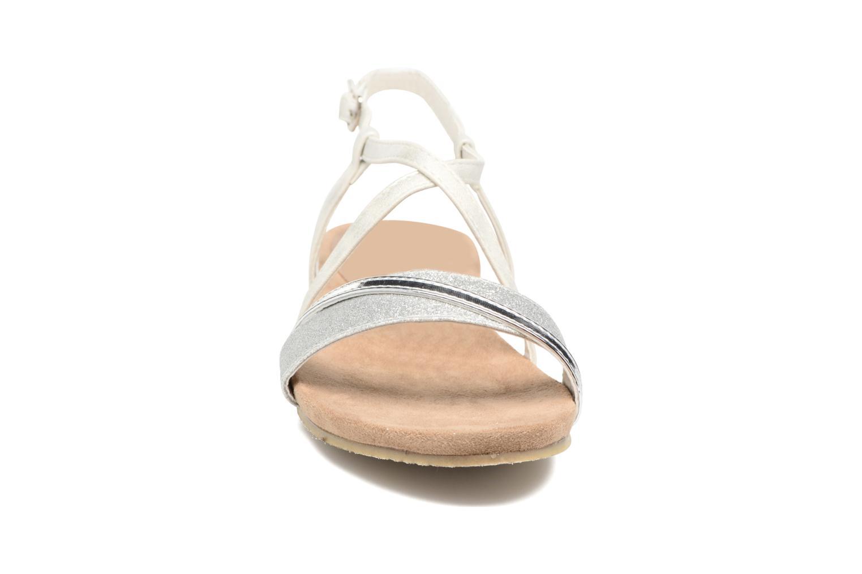 Sandales et nu-pieds Refresh Transat 62015 Argent vue portées chaussures