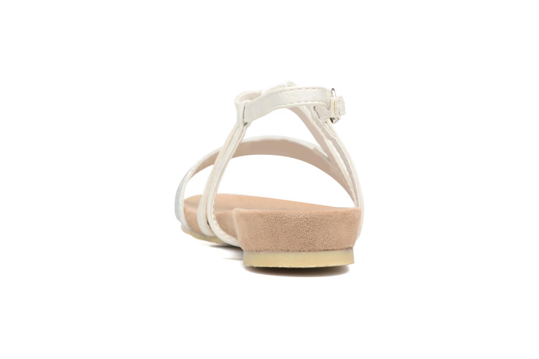 Sandales et nu-pieds Refresh Transat 62015 Argent vue droite