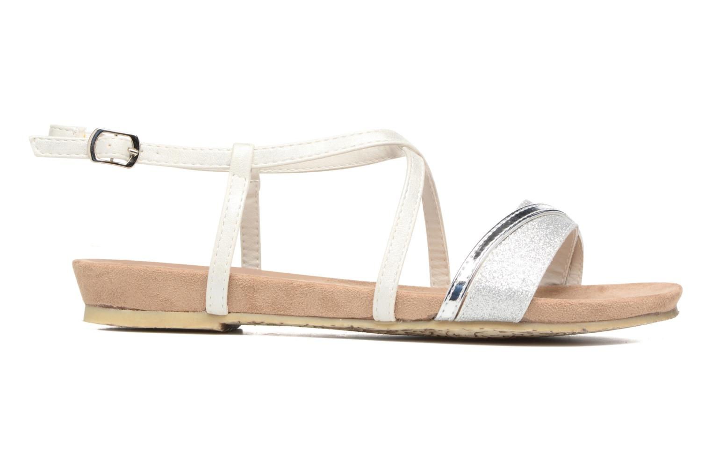 Sandales et nu-pieds Refresh Transat 62015 Argent vue derrière