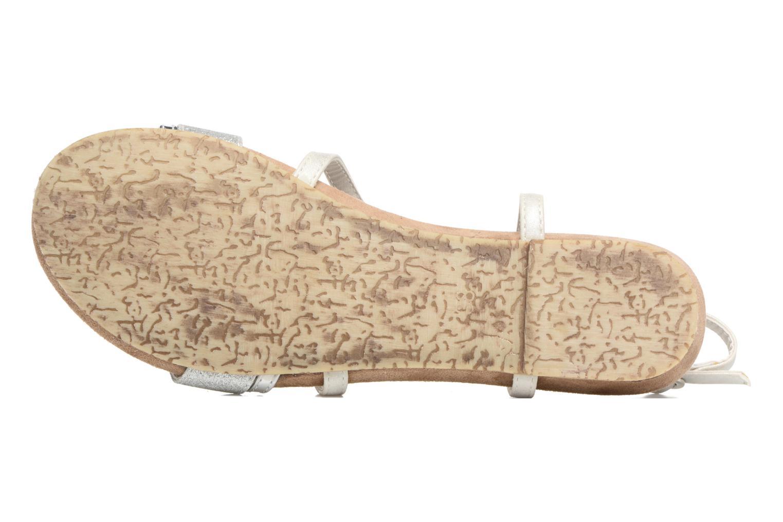 Sandales et nu-pieds Refresh Transat 62015 Argent vue haut