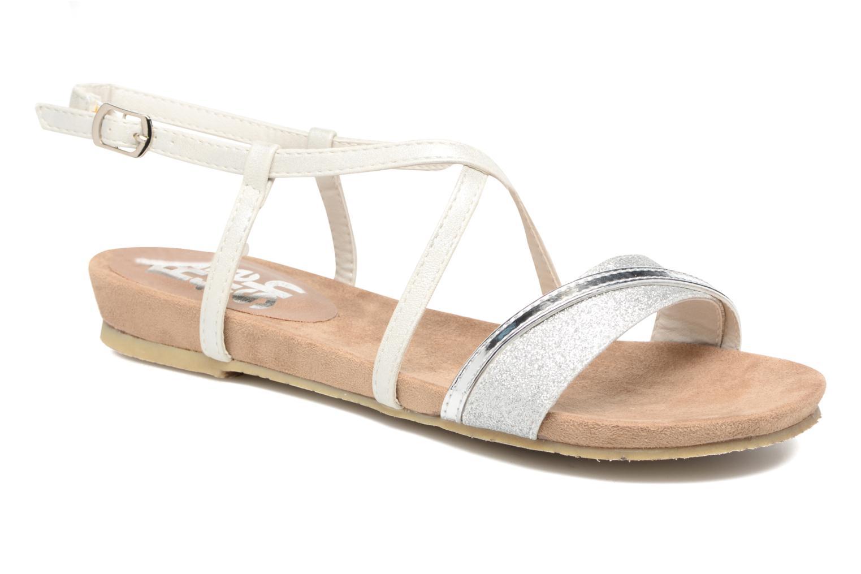 Sandales et nu-pieds Refresh Transat 62015 Argent vue détail/paire