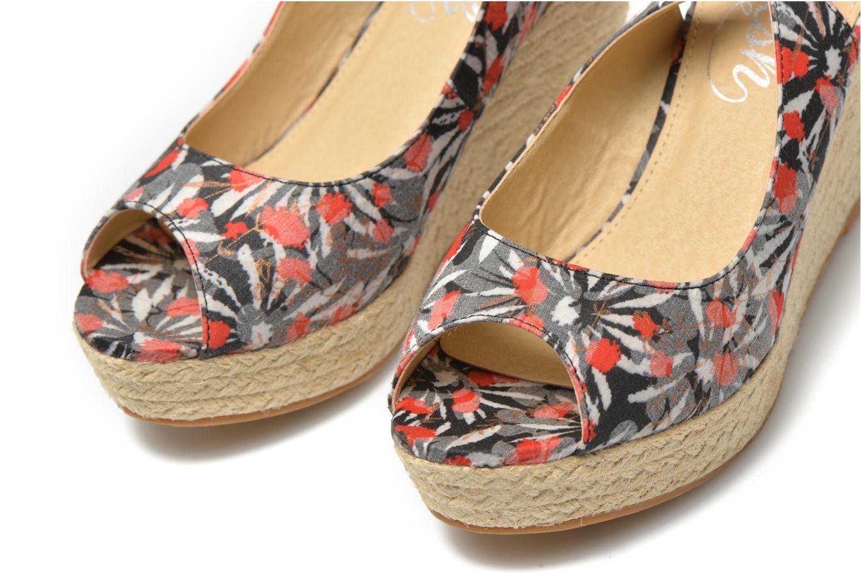 Sandales et nu-pieds Refresh Aurore 62012 Multicolore vue 3/4