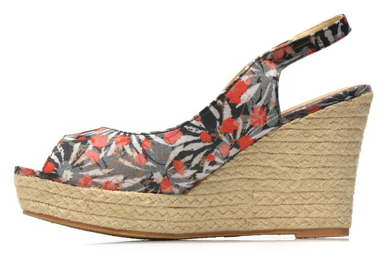 Sandales et nu-pieds Refresh Aurore 62012 Multicolore vue face