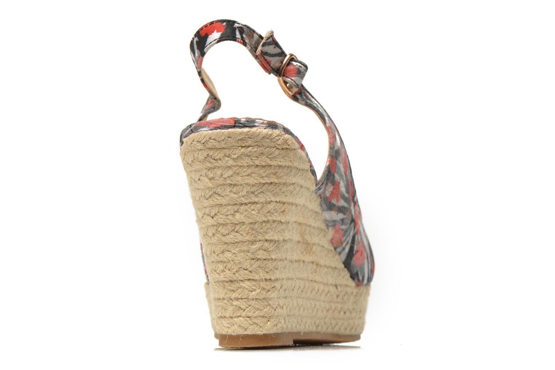 Sandales et nu-pieds Refresh Aurore 62012 Multicolore vue droite