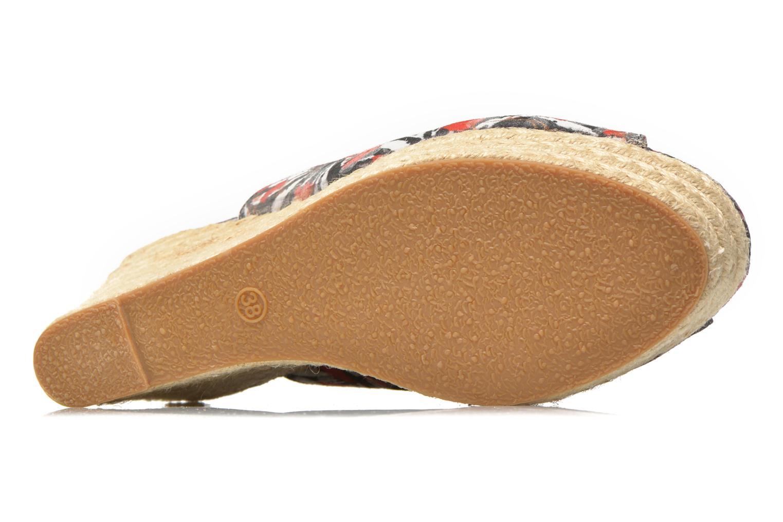 Sandales et nu-pieds Refresh Aurore 62012 Multicolore vue haut