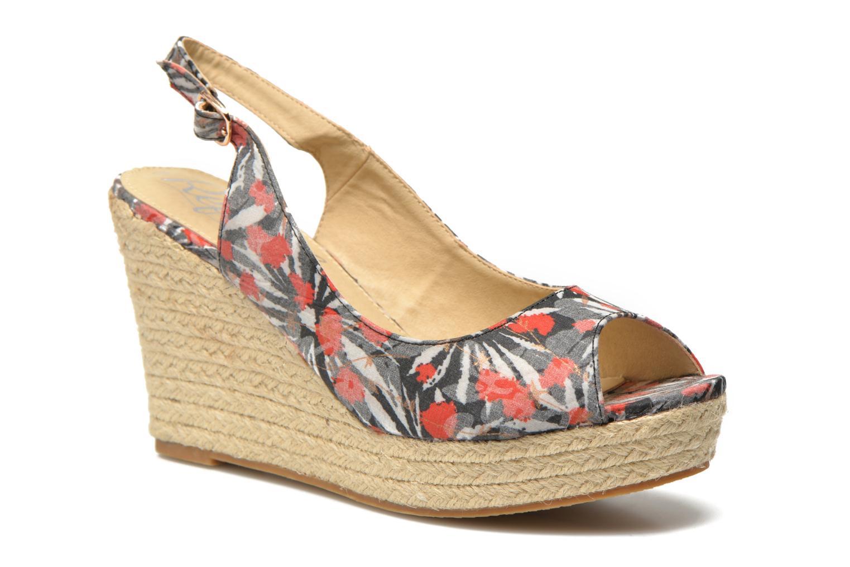 Sandales et nu-pieds Refresh Aurore 62012 Multicolore vue détail/paire