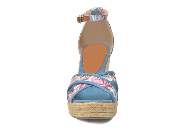 Sandales et nu-pieds Refresh Papaye 61717 Multicolore vue portées chaussures