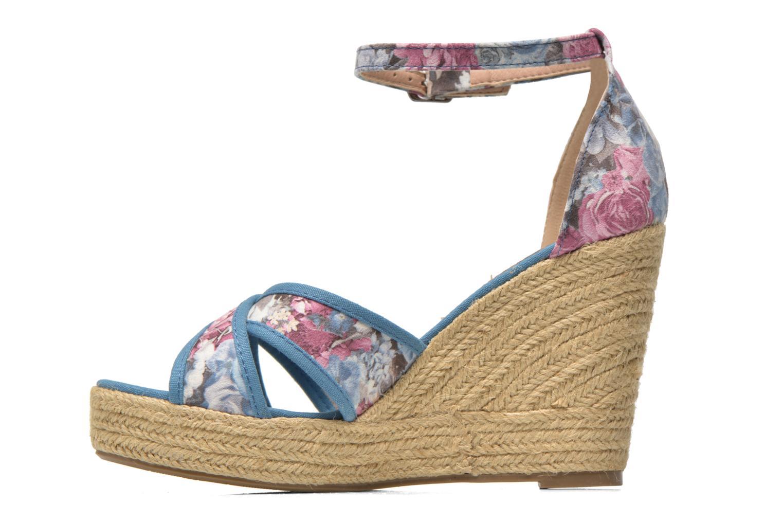 Sandales et nu-pieds Refresh Papaye 61717 Multicolore vue face