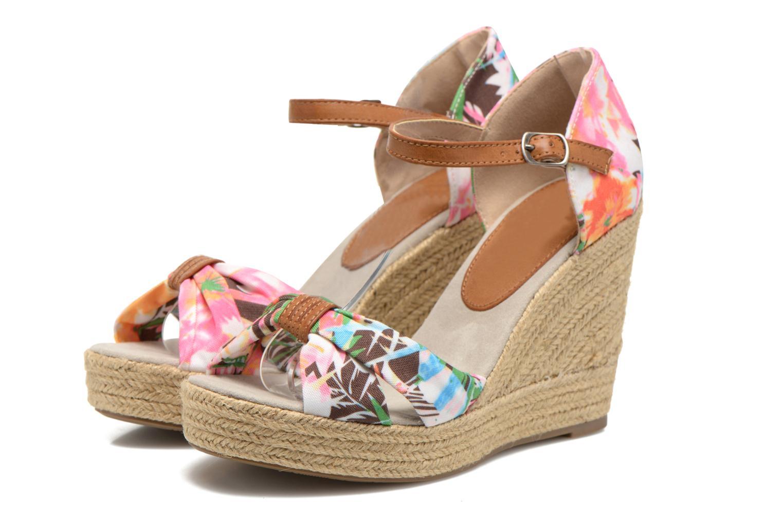 Sandales et nu-pieds Refresh Goyave 61719 Multicolore vue 3/4