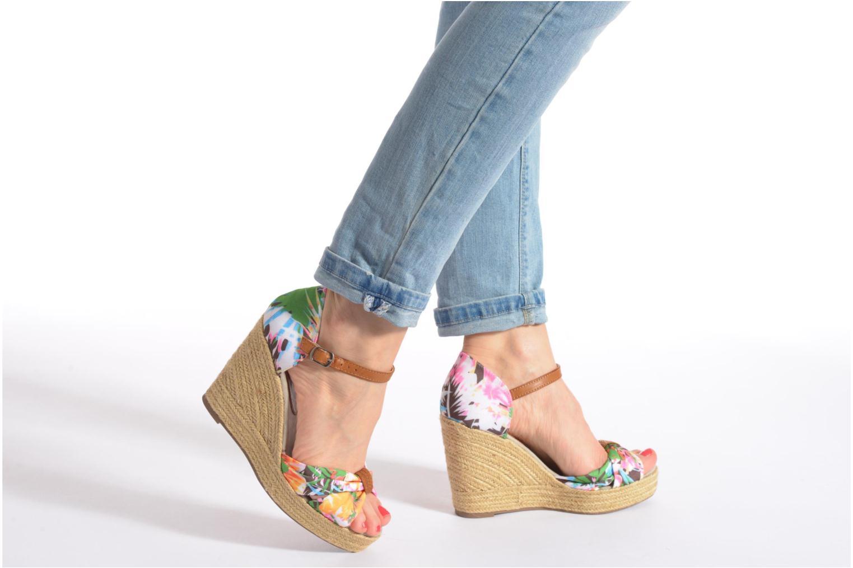 Sandales et nu-pieds Refresh Goyave 61719 Multicolore vue bas / vue portée sac
