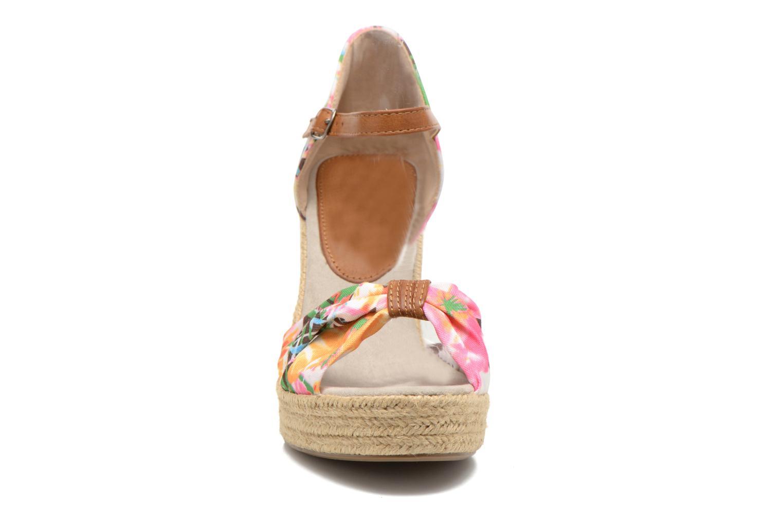 Sandales et nu-pieds Refresh Goyave 61719 Multicolore vue portées chaussures