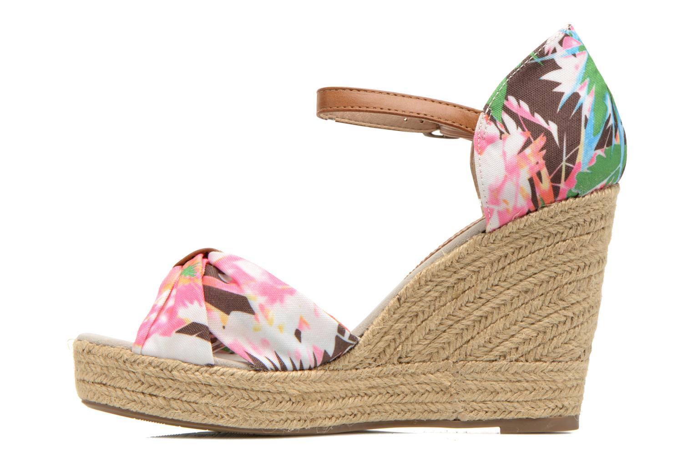 Sandales et nu-pieds Refresh Goyave 61719 Multicolore vue face