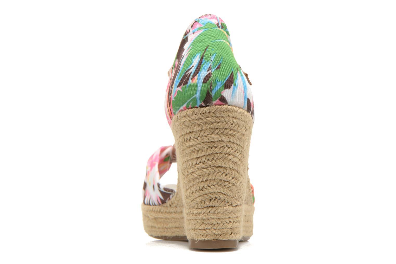 Sandales et nu-pieds Refresh Goyave 61719 Multicolore vue droite