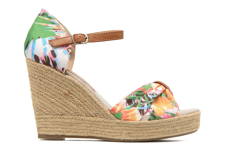 Sandales et nu-pieds Refresh Goyave 61719 Multicolore vue derrière